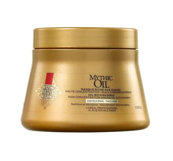 Mascara de Tratamento L oreal Professionnel 200 ml Mythic Oil