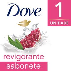 Sabonete Barra Dove Go Fresh 90 gr Revigorante