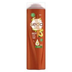 Shampoo Seda Recarga Natural 325 ml Bomba de Nutricão
