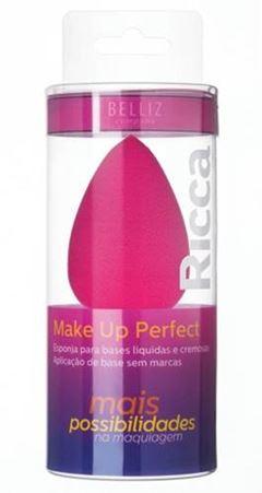 Esponja para Maquiagem Ricca Make Up Pefect