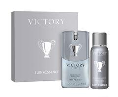Kit Euro Essence Masculino Victory
