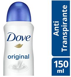 Desodorante Aerosol Dove 89 gr Original