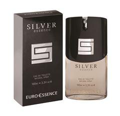 Silver Euro Essence Masculino Eau de Toilette 100 ml
