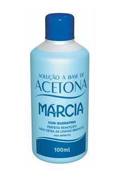 Removedor de Esmalte Marcia 100 ml