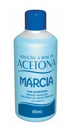 Removedor de Esmalte Marcia 80 ml