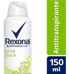 Desodorante Aerosol Rexona Feminino 90 gr Erva Doce