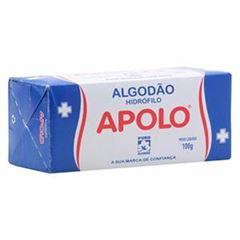 ALG APOLO CAIXINHA 100 GR     BRANCO