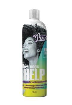 Condicionador Soul Power 315 ml Magic Help Anti Ressecamento