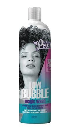 Shampoo Soul Power 315 ml Magic Wash Low Bubble