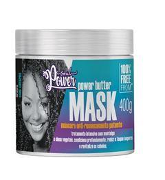 Máscara Soul Power Anti-Ressecamento 400 gr Power Butter Mask