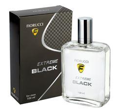 Deo Colonia Fiorucci Extreme Black 100 ml