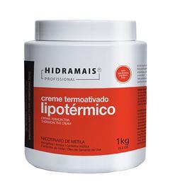 Creme Termoativado Hidramais 1 Kg Lipotérmico