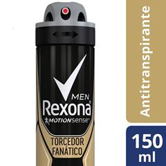 Desodorante Aerosol Rexona Men 90 gr Torcedor Fanatico