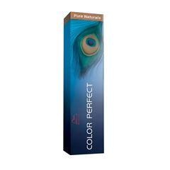 Coloração Wella Color Perfect 60 gr Louro Claro Acinzentado 8.1