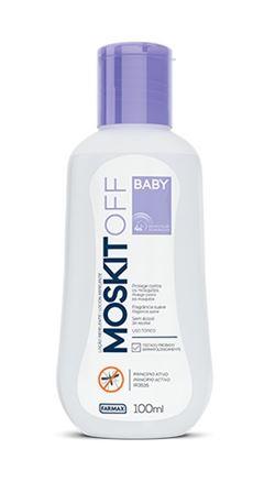 Repelente Infantil Moskitoff Baby 100ml