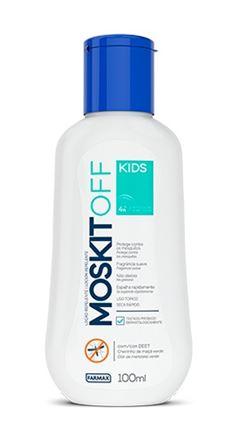 Repelente Moskitoff Kids Locão 100ml
