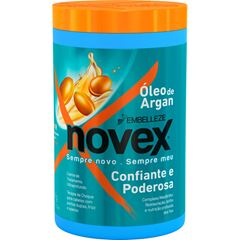 Creme para Tratamento Novex Oleo de Argan 400g