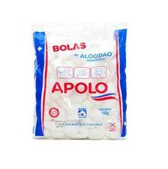 ALG APOLO BOLAS 100 GR        BRANCO