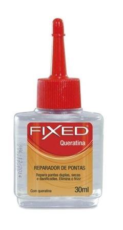Reparador de Pontas Fixed 30 ml Queratina