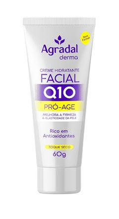 Creme Facial Agradal 60 gr Q10
