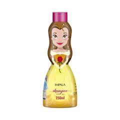 Shampoo Impala Disney Princesa 250 ml Bela