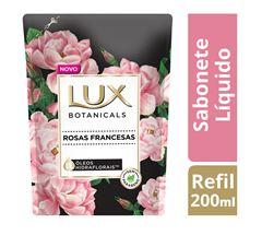 Sabonete Liquido Lux Refil 200 ml Rosas Francesas