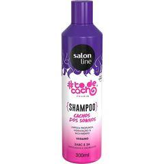 Shampoo Salon Line 300ml To de Cacho Cachos dos Sonhos
