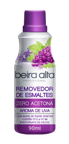 Removedor de Esmalte Beira Alta 90 ml Uva