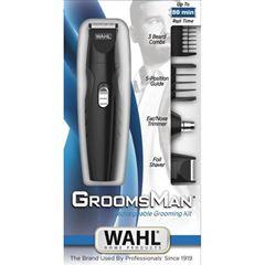 Kit Wahl Groomsman Grooming Recarregavel Bivolt