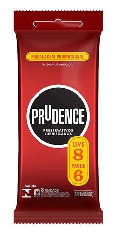 Preservativo Prudence Leve 8 Pague 6