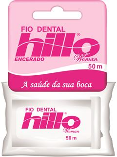 Fio Dental Hillo Woman 50m