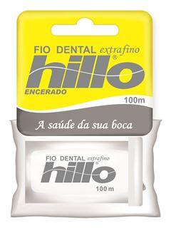 Fio Dental Hillo Extrafino 100m