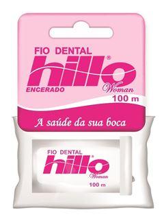 Fio Dental Hillo Woman 100m
