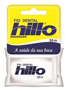 Fio Dental Hillo Pop 50m