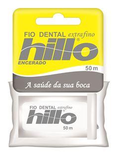Fio Dental Hillo Extrafino 50m