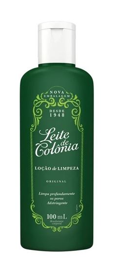 LEITE DE COLONIA 100 ML      TRADICIONAL