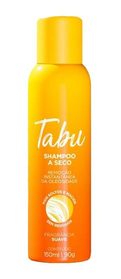 Shampoo a Seco Tabu 150 ml Suave