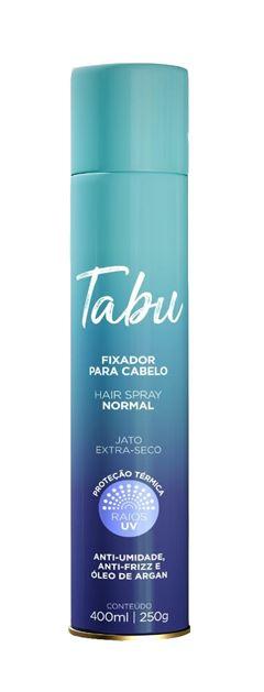 Hair Spray Tabu 400 ml Normal