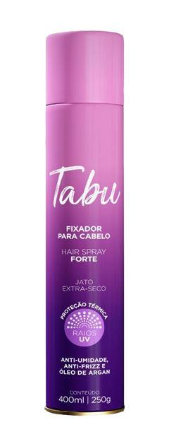 Hair Spray Tabu 400 ml Forte