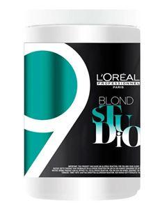 Po Descolorante L oreal Professionnel 500 gr Blond Studio 9