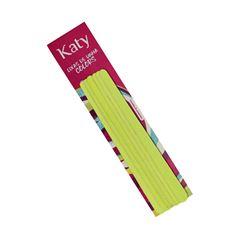 Lixa de Unha Katy Colors Com 6 Verde