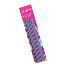 Lixa de Unha Katy Colors Com 6 Roxa