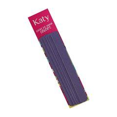 Lixa de Unha Katy Colors Big Com 6 Roxo
