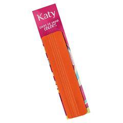 Lixa de Unha Katy Colors Big Com 6 Laranja