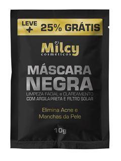 MASC FACIAL MILCY 10 GR       ARGILA NEG