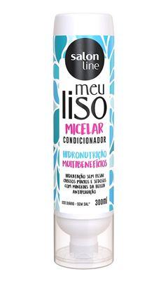 Condicionador Salon Line Meu Liso 300 ml Micelar