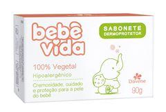 Sabonete Barra Davene Bebe Vida 90 gr