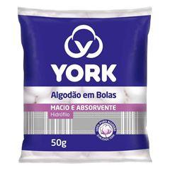 ALG YORK BOLAS 50 GR          BRANCO