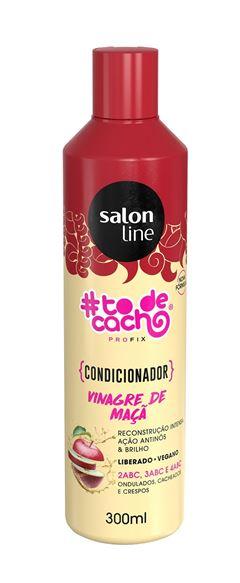 Condicionador Salon Line #todecacho 300 ml Vinagre de Macã