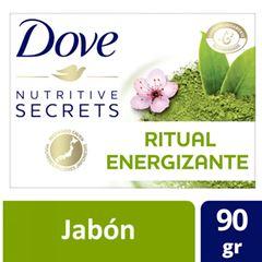 Sabonete em Barra Dove 90g Nutritive Secrets Ritual Energizante